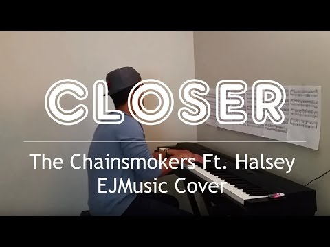 The Chainsmokers - Closer (ft. Halsey) | Piano + Free Sheet Music