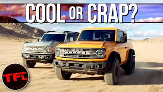 Ford Did A BRILLIANT Job In Marketing The New Bronco — No, You're Wrong!