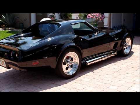 1976 Corvette Vettepack Side Pipe Inserts Thumpr Cam