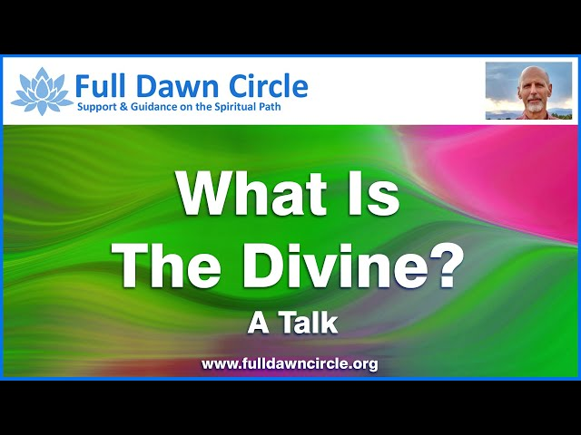 What is the Divine?