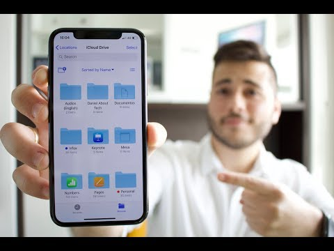 [2019] How To Manage iCloud Drive Files on iPhone/iPad