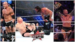 WWE Summerslam 11 August 2019 Highlights ! WWE Summerslam 08/11/19 Highlights ! WWE Summerslam 2019