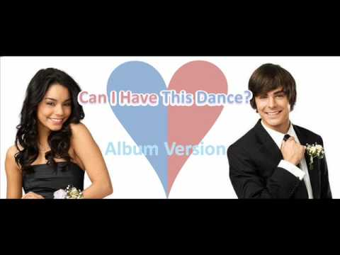 High School Musical 3 - Can I Have This Dance Full Song!