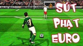 Game Sút phạt Euro Game vui [Euro Free Kick 2012]