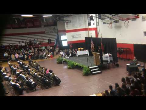 Avery County High School - Capping Ceremony 2017