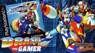 The Last Great Mega Man Game? | Mega Man X4 Review | The Braselspective