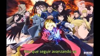 Full Metal Alchemist Op 2 Full -L´arc en ciel- Ready Steady GO! Adaptado Español Latino