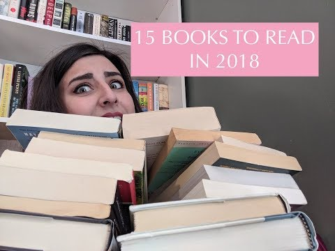 15 Books to Read in 2018