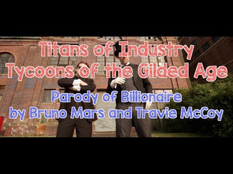 Titans of Industry :Gilded Age - Billionaire Parody