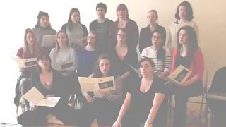 Choeur Adleisia - Warrior - Kim Baryluk - the Wyrd Sisters - Women's March 2018