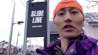 悪天候で滑るの諦めてSlide Lineに来たよ!20180321水曜日【虫くんch】