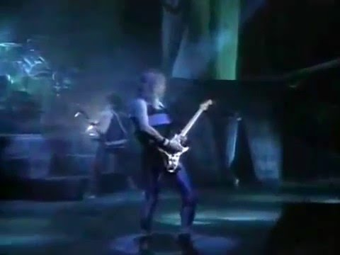 Iron Maiden Revelations live after death 1985