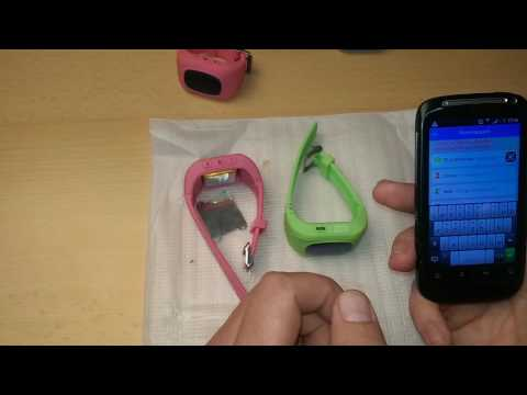 Инструкция по настройке детских часов с GPS Q50 / подробная версия