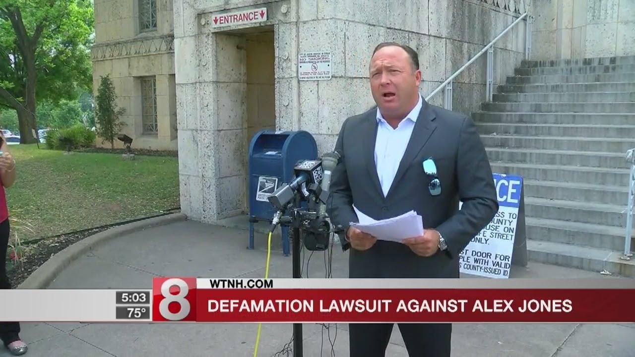 Alex Jones Loses by Default in Sandy Hook Defamation Lawsuits