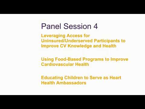AZHCF Learning Forum: Leveraging Access to Care, Educating Children, Food-Based Programs