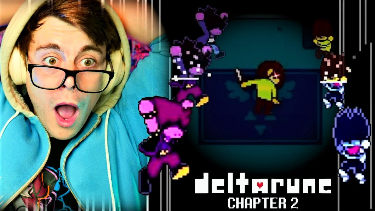 Here's exactly when you can play 'Deltarune Chapter 2'