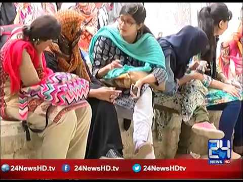 24 Report : Muhajir art culture show held in Karachi