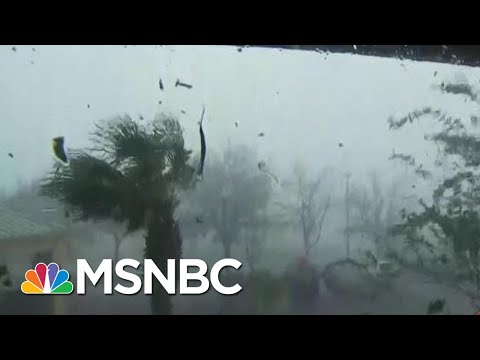 How Hurricane Michael Will Affect People\'s Homes | Velshi & Ruhle | MSNBC