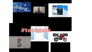 Facebook cryptocurrency/ xiaomi cc9/cc9e/ Samsung dual display phone / truecaller VOIP/ Revolt bike