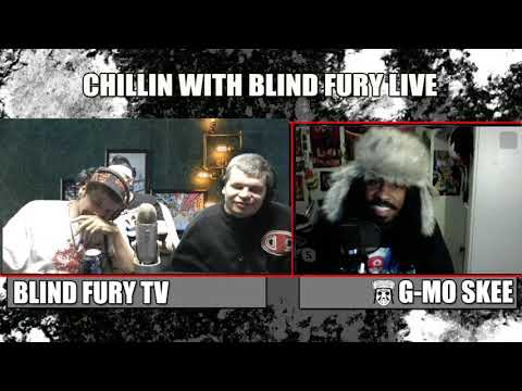 G Mo Skee Interview On Chillin With Blind Fury