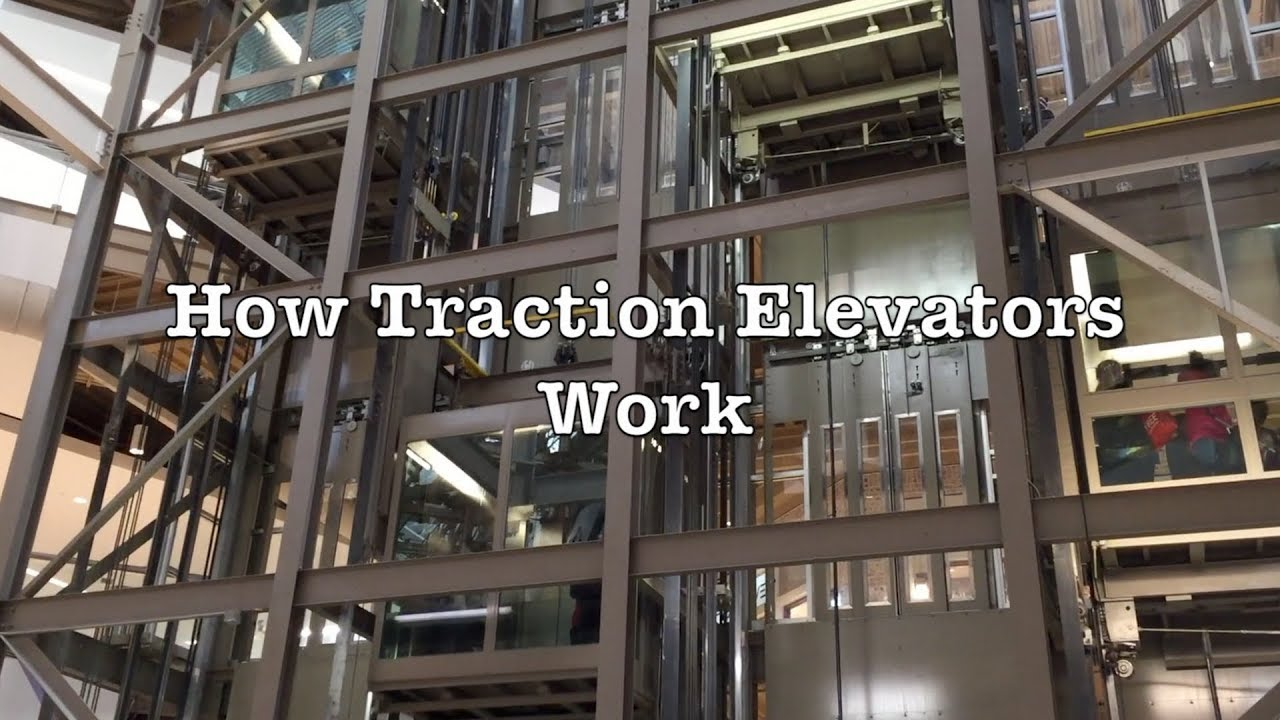 How Traction Elevators Work