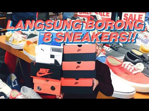 langsung-borong-8-sneakers!-ke-mall-rame-banget!
