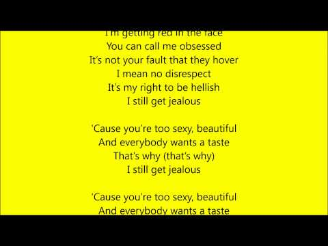 Nick Jonas - Jealous Lyrics