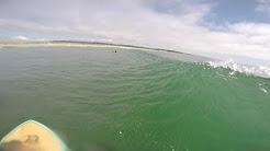 Oregon SUP Surfing