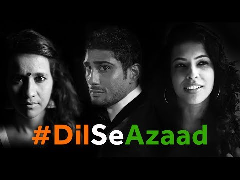 Independence Day Tribute | Blush Originals | #DilSeAzaad