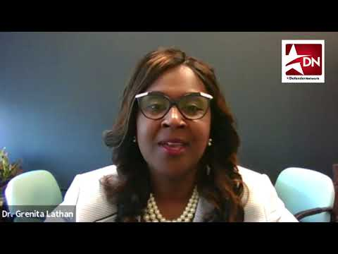 Defender Exclusive: Dr. Grenita Lathan's Message to Houston's Black Community (July 2021)