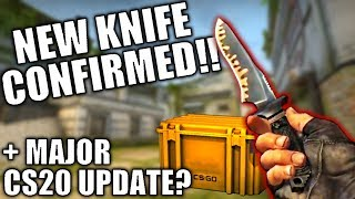 NEW CS 1.6 Knife CONFIRMED for CSGO!!