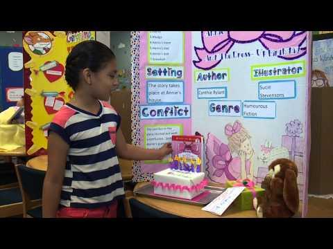 Gonzalez Elementary Reading Fair