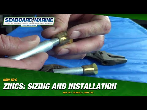 HOW TO: ZINC SIZING AND INSTALLATION