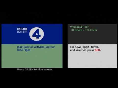 Joan Baez interview