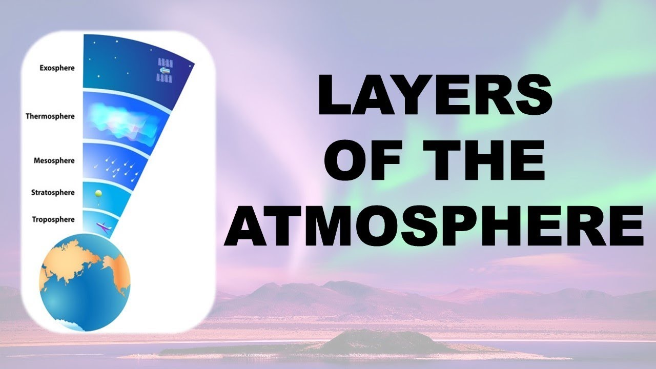 Layers in the atmosphere youtube ccuart Images