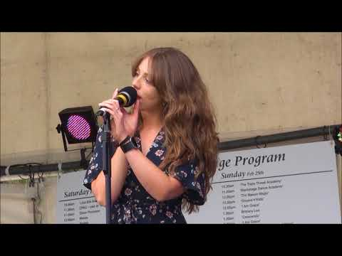 SLOW HANDS - Live - BRITTANY LEO