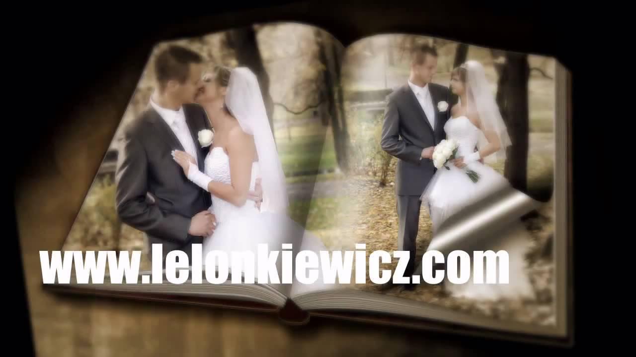 Fotografia ślubna Włocławek Szczecin Youtube