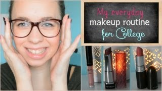 My Everyday Makeup Routine for School 2013 Thumbnail