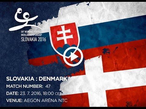 SLOVAKIA : DENMARK