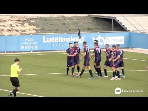 VÍDEO: El Lucecor se impone con claridad al Montalbeño (4-1). Algunas imágenes y goles del partido.