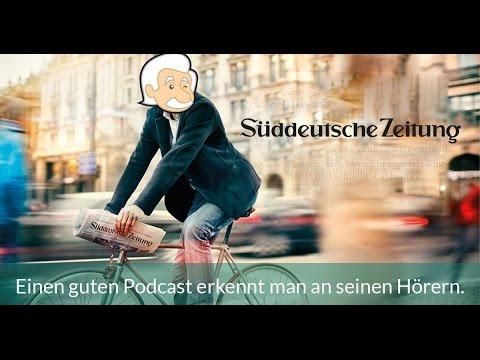 Welche Bedeutung hat Social Media für die Süddeutsche Zeitung? - Social Media Podcast