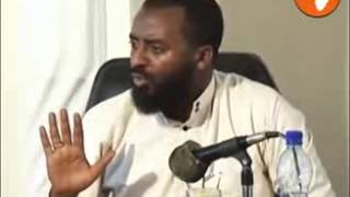 Abubeker Ahmed---Ethiopian muslims amir