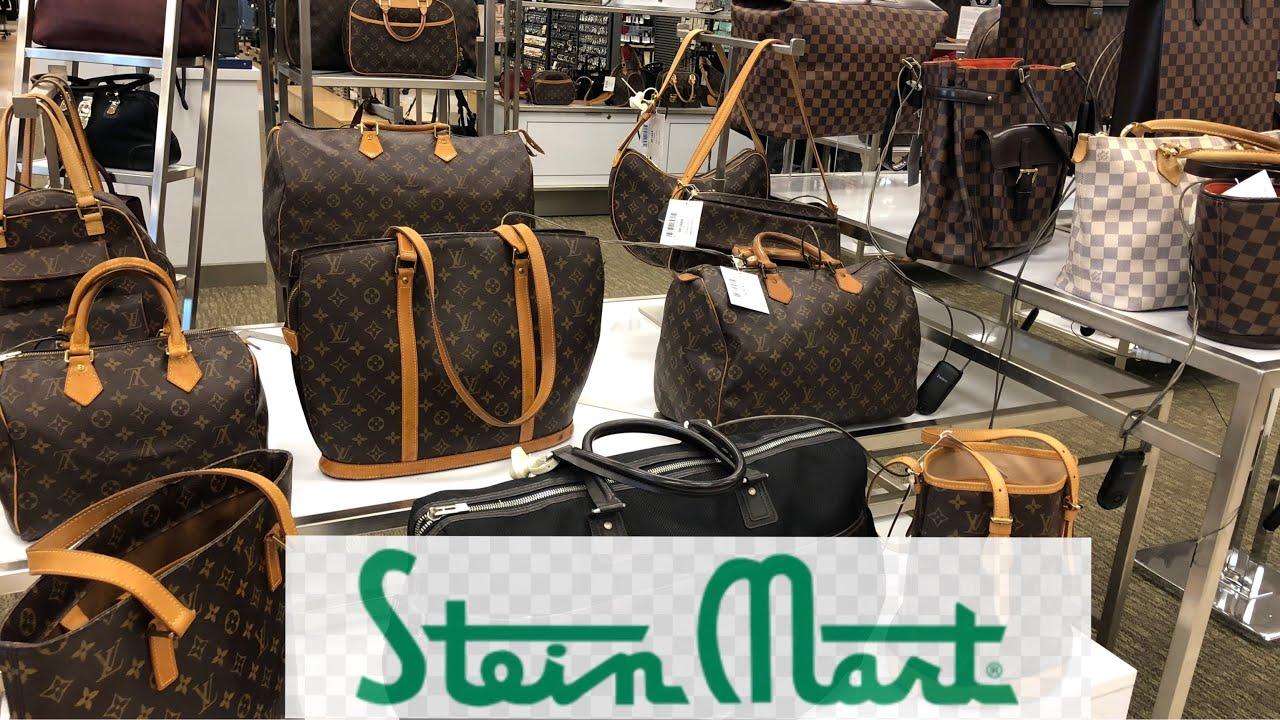 28303141366 LOUIS VUITTON BAGS at Stein Mart ! 😲