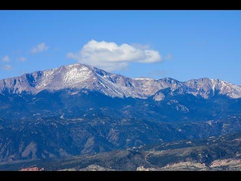 Colorado Springs Pikes Peak Climb