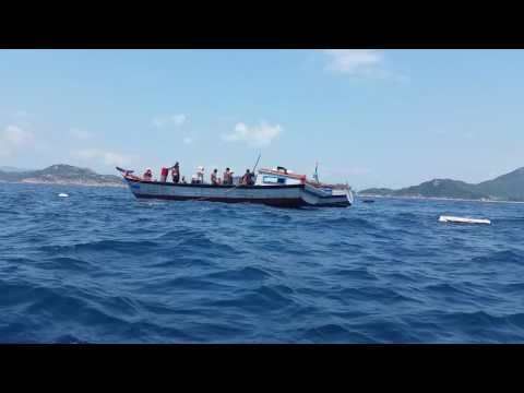 Fishing Mackerel at Cam Ranh Bay ( Continued )