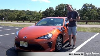 Review: 2017 Toyota 86 (Manual)