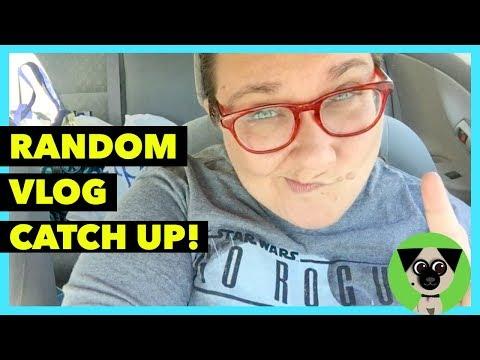 Random Vlog: Supernatural obsession, HoliDAY of Play, pumpkins, happiness takes work!