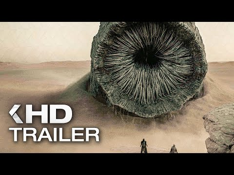 The Best SCIENCE-FICTION Movies 2020 & 2021 (Trailers)