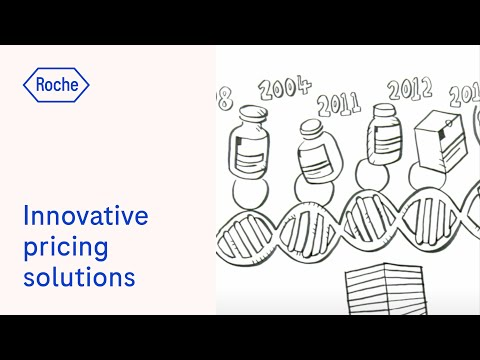 Innovative pricing solutions for medicines at Roche