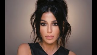 MATTE SMOKEY EYE MAKEUP TUTORIAL  | Teni Panosian
